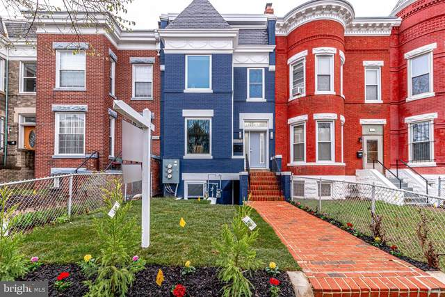 127 R Street NE #2, WASHINGTON, DC 20002 (#DCDC463182) :: Pearson Smith Realty
