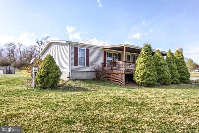 390 Kerrsville Road, CARLISLE, PA 17015 (#PACB122660) :: TeamPete Realty Services, Inc