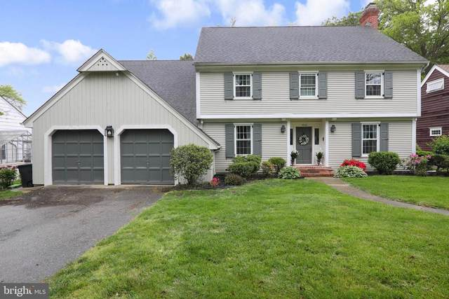 20 Colonial Ridge Drive, HADDONFIELD, NJ 08033 (#NJCD390576) :: Linda Dale Real Estate Experts