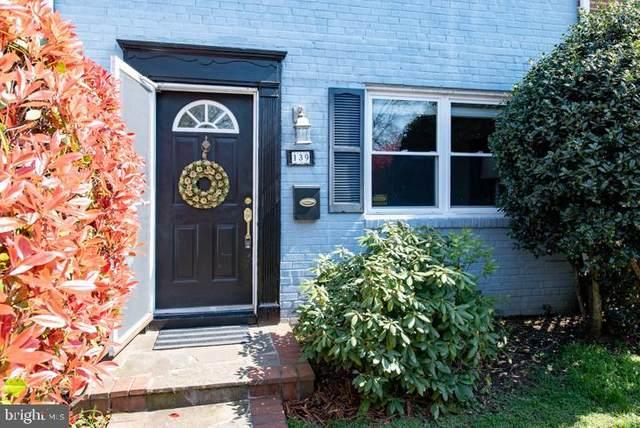 139 Mount Vernon Avenue, ALEXANDRIA, VA 22301 (#VAAX244810) :: Gail Nyman Group
