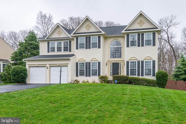 8432 Summer Breeze Place, MANASSAS, VA 20112 (#VAPW491010) :: Network Realty Group