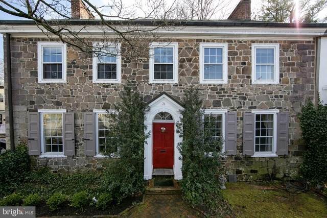 21 W Ferry Street, NEW HOPE, PA 18938 (#PABU493924) :: RE/MAX Main Line