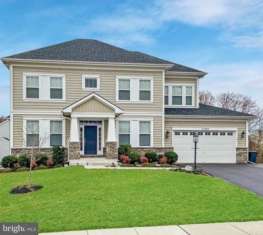 17907 Bliss Drive, POOLESVILLE, MD 20837 (#MDMC701444) :: Potomac Prestige Properties