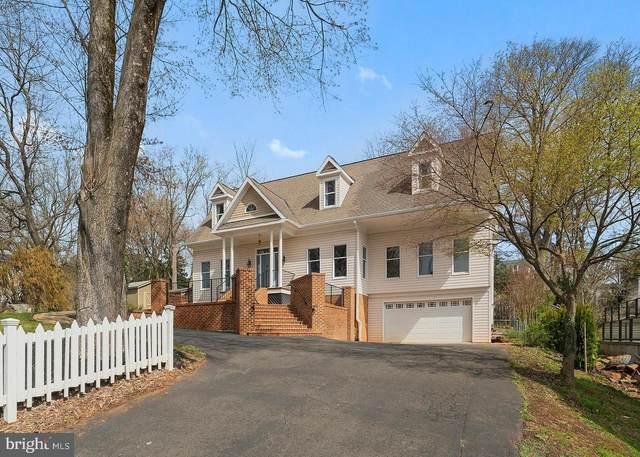 131 Gaines Street, WARRENTON, VA 20186 (#VAFQ164850) :: Jacobs & Co. Real Estate