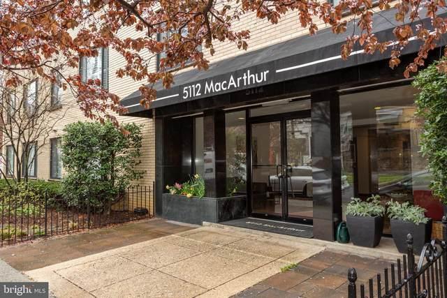 5112 Macarthur Boulevard NW #303, WASHINGTON, DC 20016 (#DCDC463208) :: The Licata Group/Keller Williams Realty