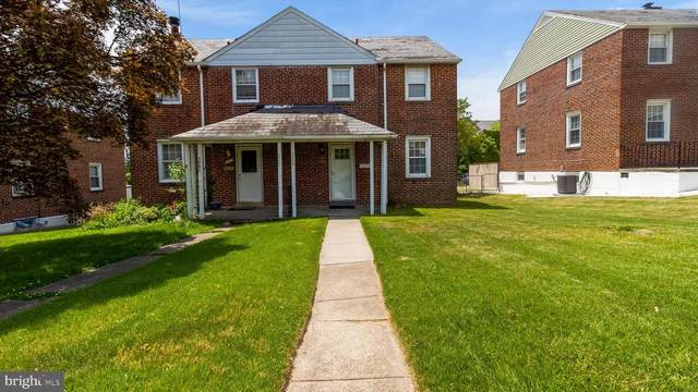 3005 Echodale Avenue, BALTIMORE, MD 21214 (#MDBA505188) :: ExecuHome Realty