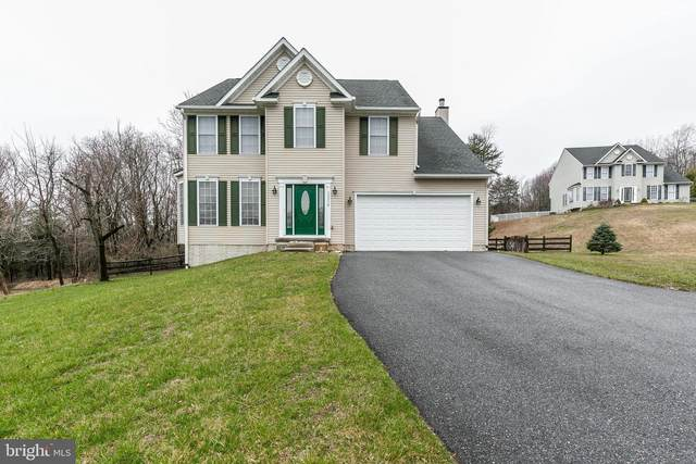 13314 Old Hanover Road, REISTERSTOWN, MD 21136 (#MDBC489626) :: Pearson Smith Realty
