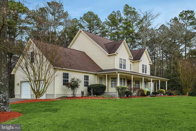 5317 Waste Gate Road, PARSONSBURG, MD 21849 (#MDWC107556) :: Atlantic Shores Sotheby's International Realty