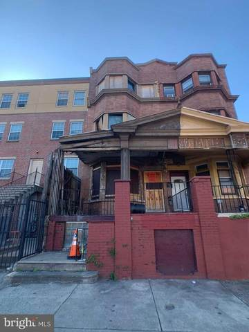 3010 N Broad Street, PHILADELPHIA, PA 19132 (#PAPH885304) :: ExecuHome Realty