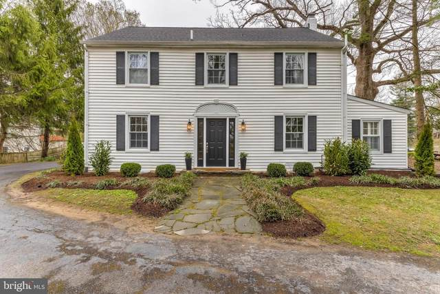 7803 Overbrook Road, RUXTON, MD 21204 (#MDBC489630) :: AJ Team Realty