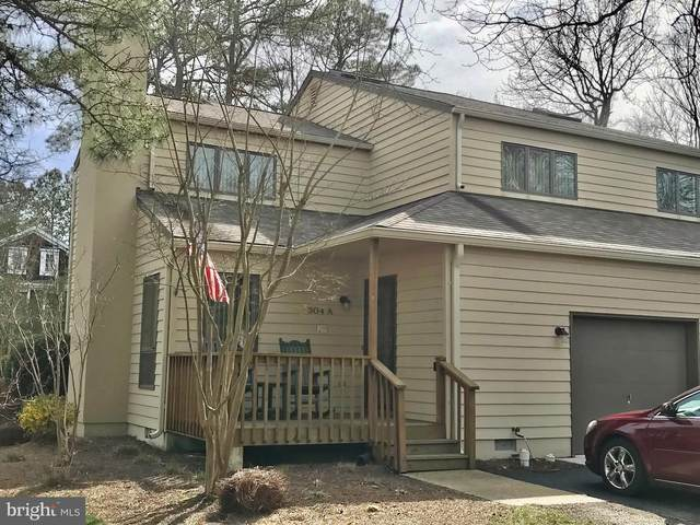304 Oakwood Street A, BETHANY BEACH, DE 19930 (#DESU158636) :: RE/MAX Coast and Country