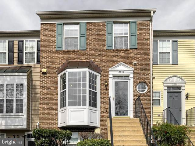 2406 Lizbec Court 2E, CROFTON, MD 21114 (#MDAA429684) :: Keller Williams Flagship of Maryland