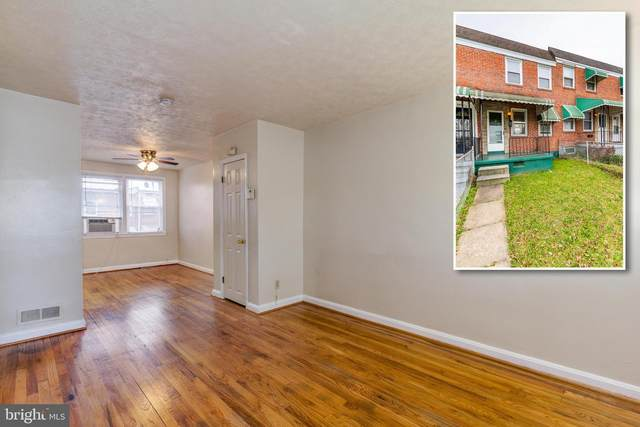 2435 Ashton Street, BALTIMORE, MD 21223 (#MDBA505224) :: Talbot Greenya Group