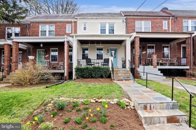 3904 W Street NW, WASHINGTON, DC 20007 (#DCDC463242) :: Coleman & Associates