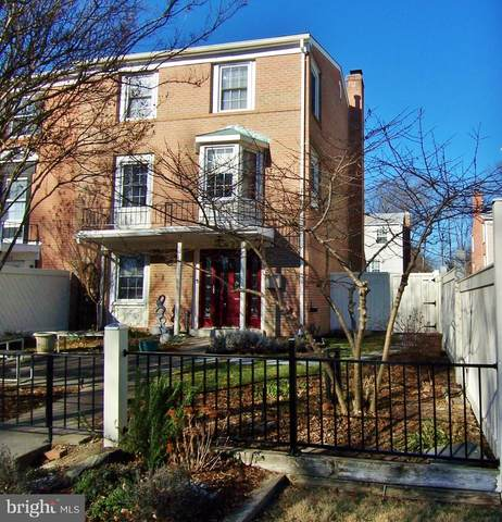 4422 Longworthe Square, ALEXANDRIA, VA 22309 (#VAFX1119284) :: RE/MAX Cornerstone Realty