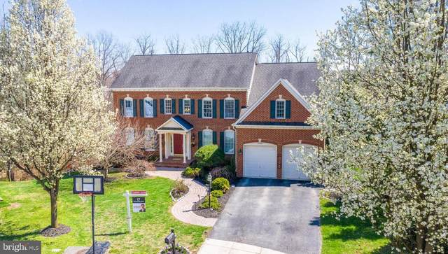 10749 Red Dahlia Drive, WOODSTOCK, MD 21163 (#MDHW277338) :: Radiant Home Group