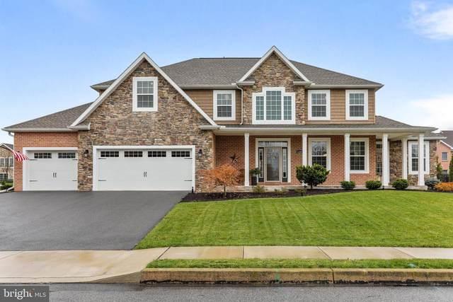 120 Celestial Terrace, GREENCASTLE, PA 17225 (#PAFL172076) :: Liz Hamberger Real Estate Team of KW Keystone Realty