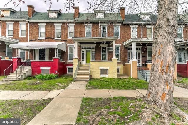 3110 Windsor Avenue, BALTIMORE, MD 21216 (#MDBA505250) :: Shamrock Realty Group, Inc
