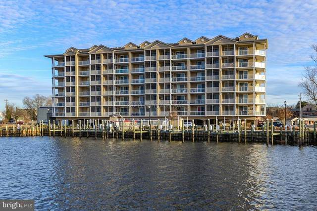 530 Riverside Drive #204, SALISBURY, MD 21801 (#MDWC107562) :: Atlantic Shores Sotheby's International Realty