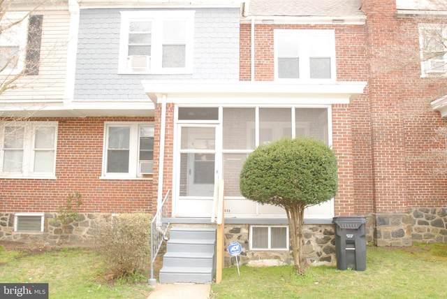 4008 N Shipley Street, WILMINGTON, DE 19802 (#DENC498660) :: Tessier Real Estate