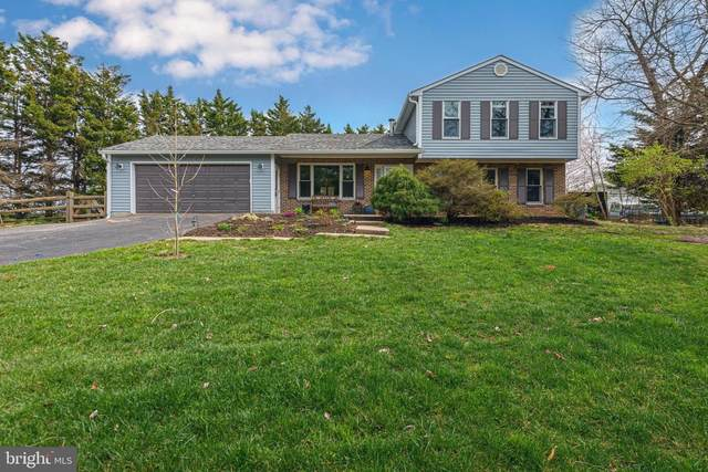 5695 Scarlet Court, MOUNT AIRY, MD 21771 (#MDFR261830) :: Revol Real Estate