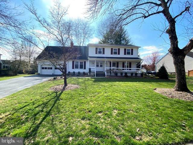 43 Cold Soil Road, LAWRENCE TOWNSHIP, NJ 08648 (#NJME293776) :: RE/MAX Main Line