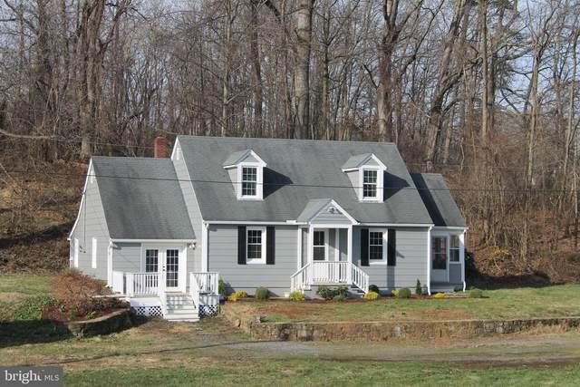 341 Academy Hill Road, WARRENTON, VA 20186 (#VAFQ164862) :: Larson Fine Properties