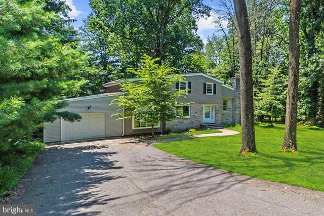 6 Perry Drive, EWING, NJ 08628 (#NJME293782) :: John Smith Real Estate Group