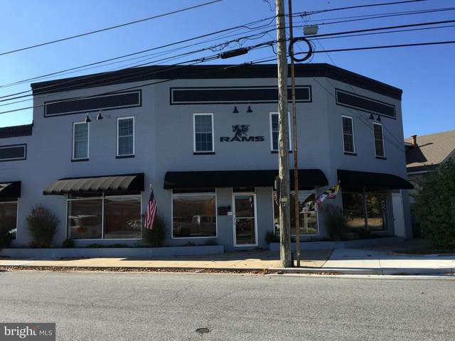 401 Academy Street, CAMBRIDGE, MD 21613 (#MDDO125208) :: AJ Team Realty