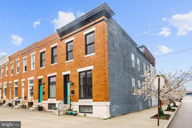 3828 Foster Avenue, BALTIMORE, MD 21224 (#MDBA505262) :: SURE Sales Group