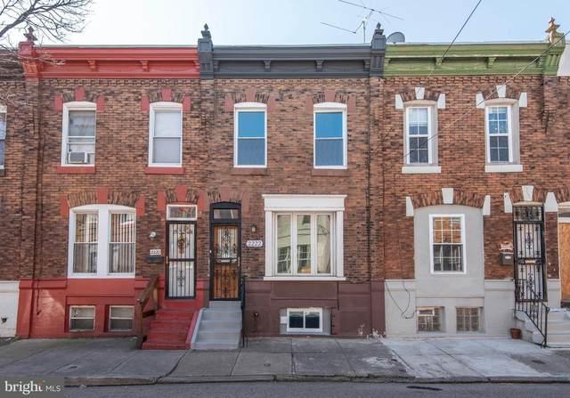2222 Sigel Street, PHILADELPHIA, PA 19145 (#PAPH885462) :: Pearson Smith Realty