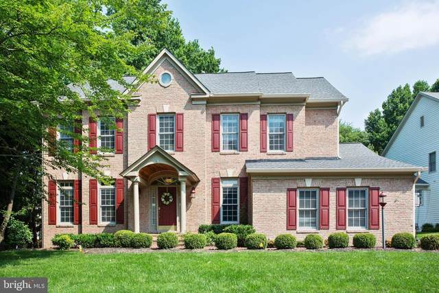 13894 Lewis Mill Way, CHANTILLY, VA 20151 (#VAFX1119366) :: EXP Realty