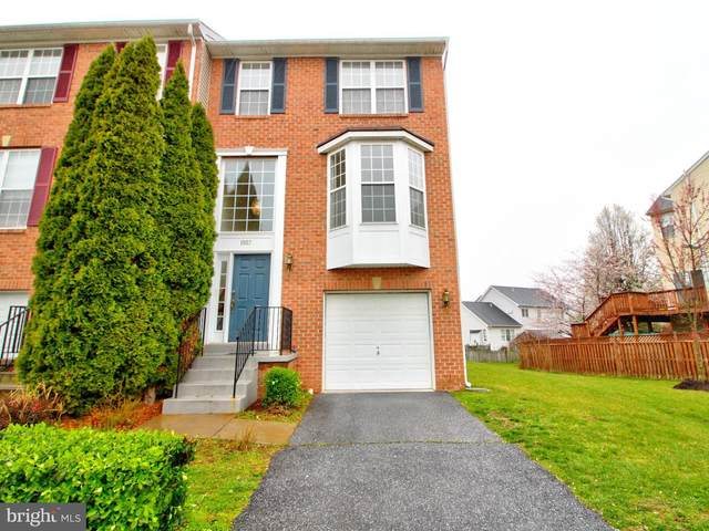 1927 Crossing Stone Court, FREDERICK, MD 21702 (#MDFR261846) :: Coleman & Associates