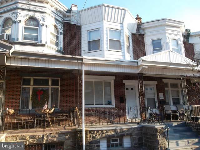 5037 Griscom Street, PHILADELPHIA, PA 19124 (#PAPH885466) :: Keller Williams Realty - Matt Fetick Team