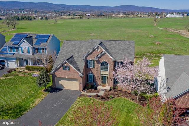 2187 Mountainview Drive, FREDERICK, MD 21702 (#MDFR261852) :: Charis Realty Group