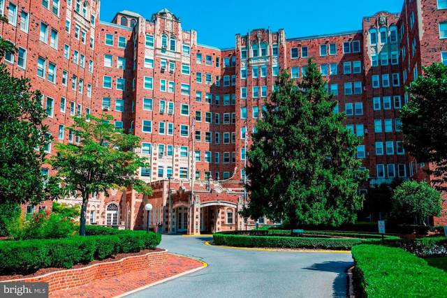 3601 Connecticut Avenue NW #710, WASHINGTON, DC 20008 (#DCDC463328) :: Coleman & Associates