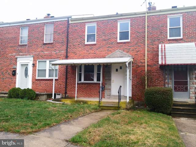 8509 Oak Road, PARKVILLE, MD 21234 (#MDBC489696) :: The Dailey Group
