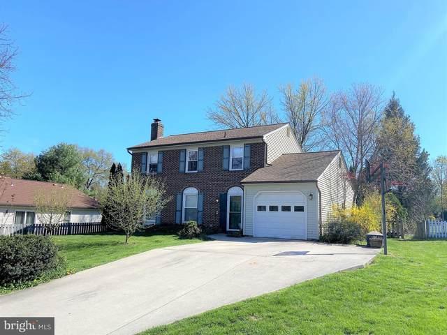 12803 Scranton Court, HERNDON, VA 20170 (#VAFX1119400) :: Jacobs & Co. Real Estate