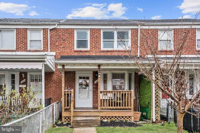 1923 Ewald Avenue, BALTIMORE, MD 21222 (#MDBC489704) :: Network Realty Group