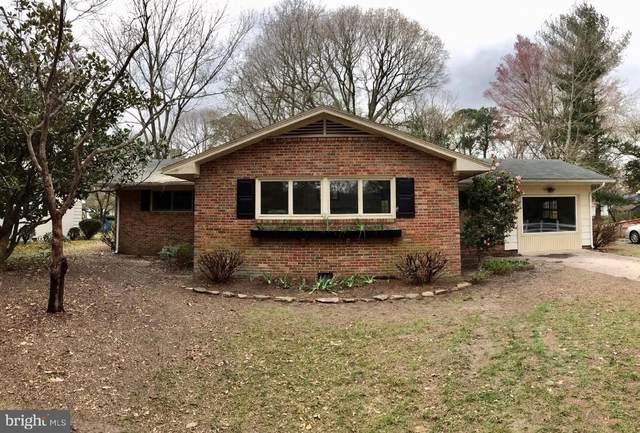 1204 Frederick Avenue, SALISBURY, MD 21801 (#MDWC107570) :: Shamrock Realty Group, Inc
