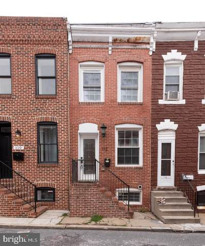 112 N Bradford Street, BALTIMORE, MD 21224 (#MDBA505326) :: City Smart Living