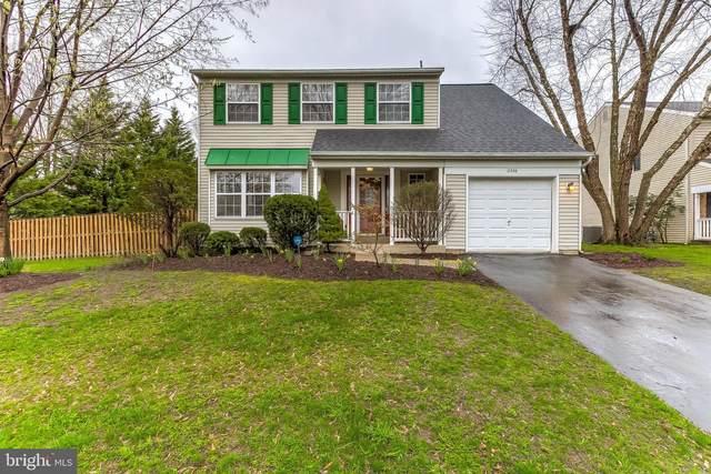 2336 Nantucket Drive, CROFTON, MD 21114 (#MDAA429776) :: Revol Real Estate