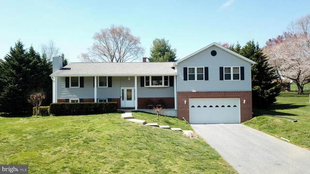 6408 Glasgow Circle, SYKESVILLE, MD 21784 (#MDCR195596) :: The Riffle Group of Keller Williams Select Realtors