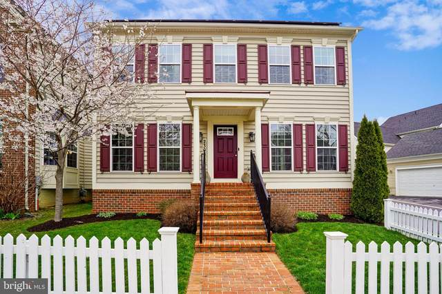 23003 Turtle Rock Terrace, CLARKSBURG, MD 20871 (#MDMC701586) :: Sunita Bali Team at Re/Max Town Center