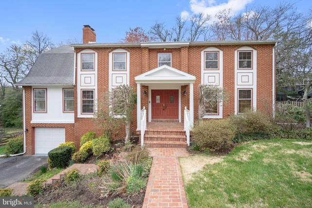 9304 Maybrook Place, ALEXANDRIA, VA 22309 (#VAFX1119472) :: SURE Sales Group