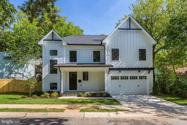 601 Ritchie Avenue, SILVER SPRING, MD 20910 (#MDMC701610) :: The Licata Group/Keller Williams Realty
