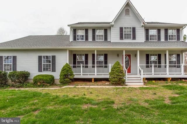 800 Woodland Way, OWINGS, MD 20736 (#MDCA175476) :: Dart Homes