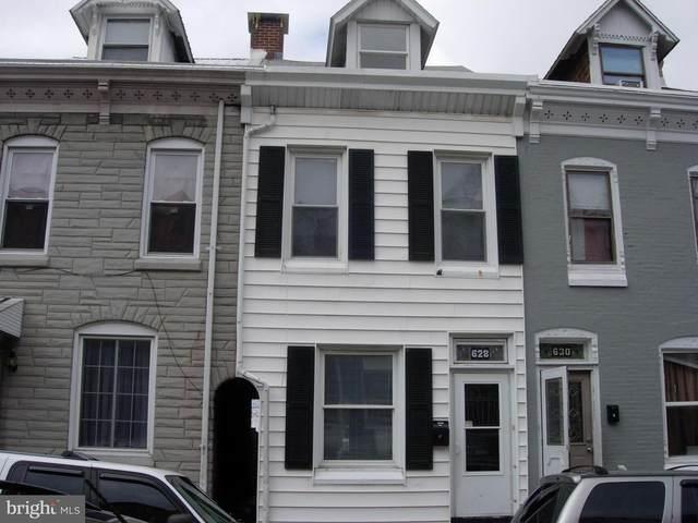 628 Locust Street, READING, PA 19604 (#PABK356544) :: Iron Valley Real Estate