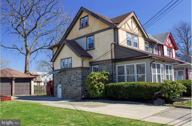 7221 Hilltop Road, UPPER DARBY, PA 19082 (#PADE516612) :: Blackwell Real Estate