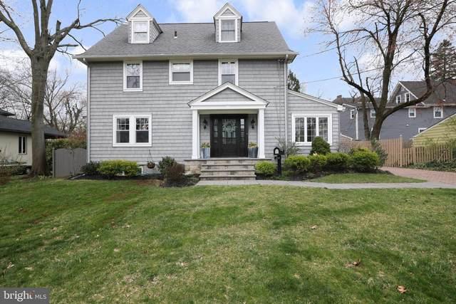314 W Redman Avenue, HADDONFIELD, NJ 08033 (MLS #NJCD390656) :: The Dekanski Home Selling Team